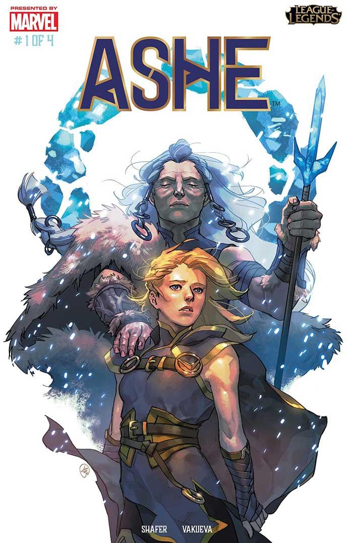 Ashe-Warmother-Marvel-Comic