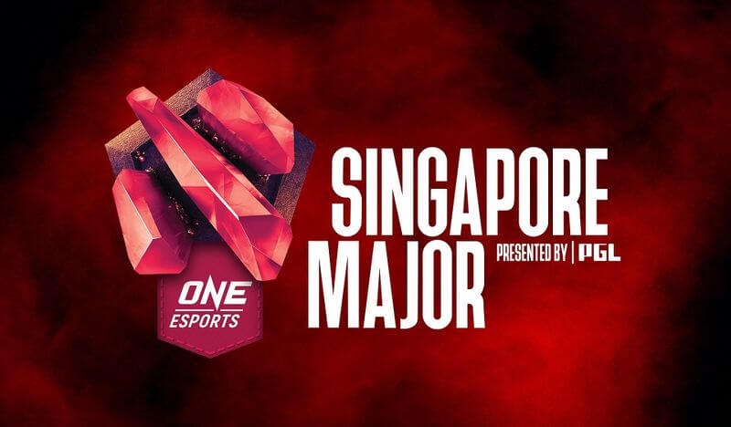 ESL One Esports Major Singapore 2021