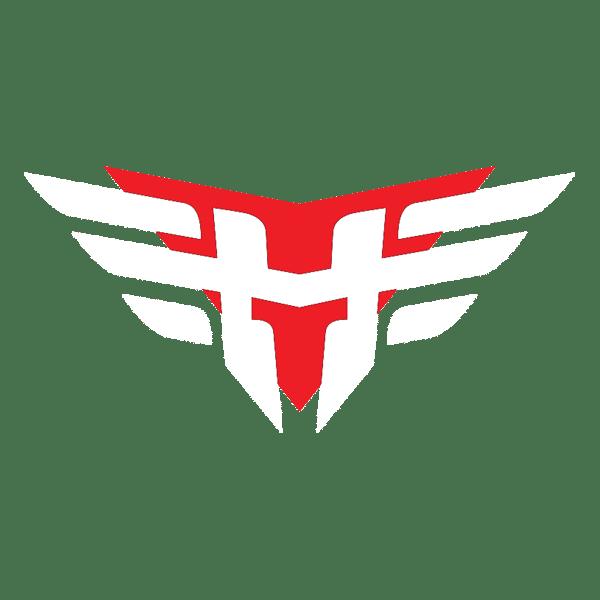 Heroic Esports Logo White