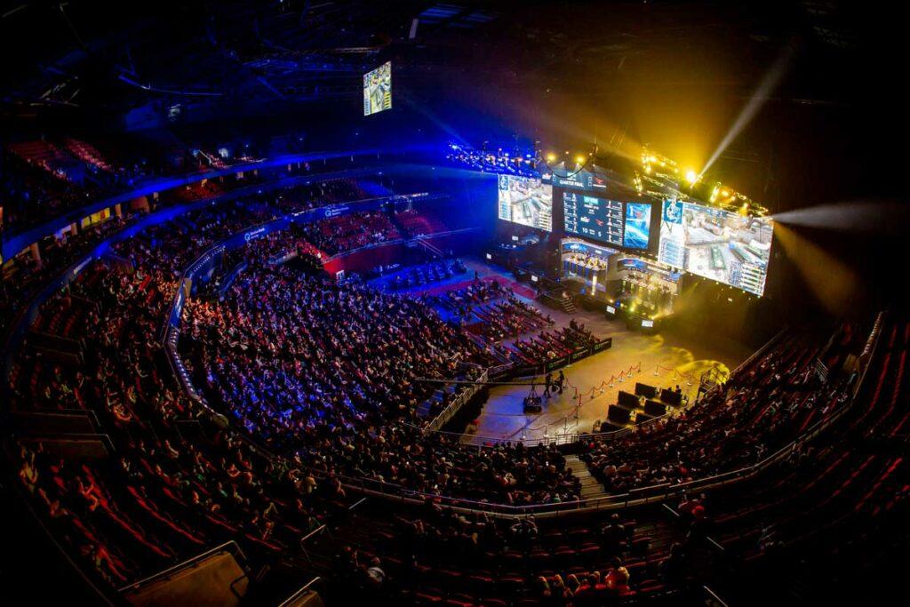 Qudos Bank Arena - Sydney