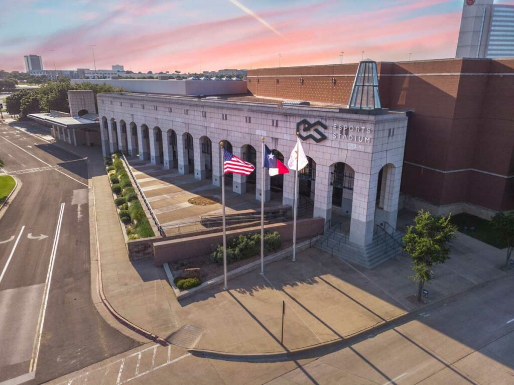 Top 10 Esports Arenas - Esports Stadium, Arlington,Texas